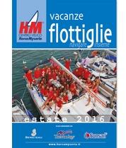 Catalogo Crociere in barca a vela Flottiglie 2016