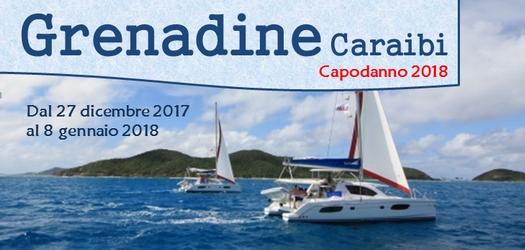 CAPODANNO ai CARAIBI: Isole Grenadine da sogno…