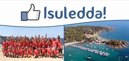 A noi ISULEDDA PIACE! Vacanze e Corsi Vela in Sardegna