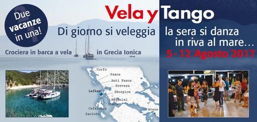 (Italiano) Sette giorni di gioia e cinque barche in compagnia…!