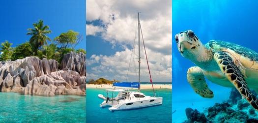 (Italiano) 24 Apr-3 Mag in crociera alle Seychelles a quote speciali!