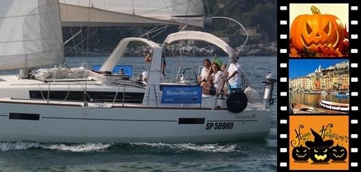 (Italiano) 1-2 nov: Halloween in barca a Portovenere soli 130€