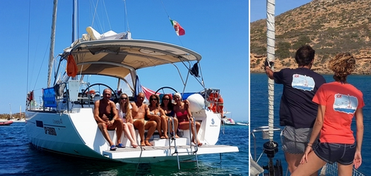 (Italiano) Crociere 7 isole x 7 giorni: barca intera/cabina esclusiva