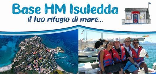 Base HM a Isuledda: il tuo rifugio di mare!