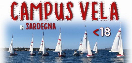 CAMPUS VELA Under 18 in Sardegna con HM!