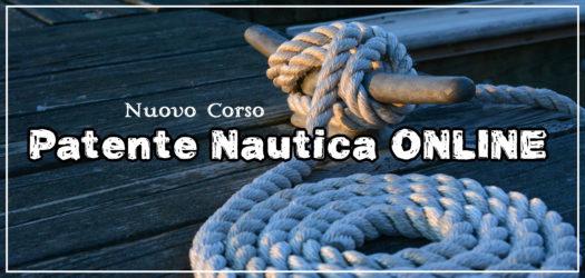 (Italiano) Corsi Patente Nautica Entro/Senza Limiti da ottobre 2020!