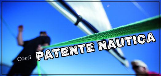 Nuova sessione di CORSI Patente Nautica da Marzo 2021