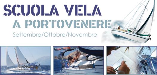 (Italiano) Scuola Vela d'autunno a Portovenere…