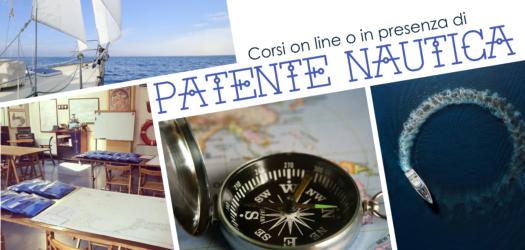 (Italiano) Nuovi CORSI Patente Nautica da Ottobre 2021