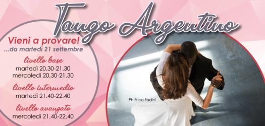 (Italiano) 21/22 settembre: Prove Gratuite di Tango Argentino