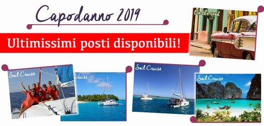 Capodanno HM: 5 proposte per 4 destinazioni Top!